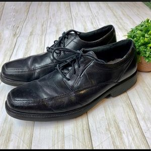 Bostonian Flexlite Black Lace Up Shoes